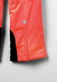 Icepeak - CELIA UNISEX - Zimní kalhoty - orange - 2