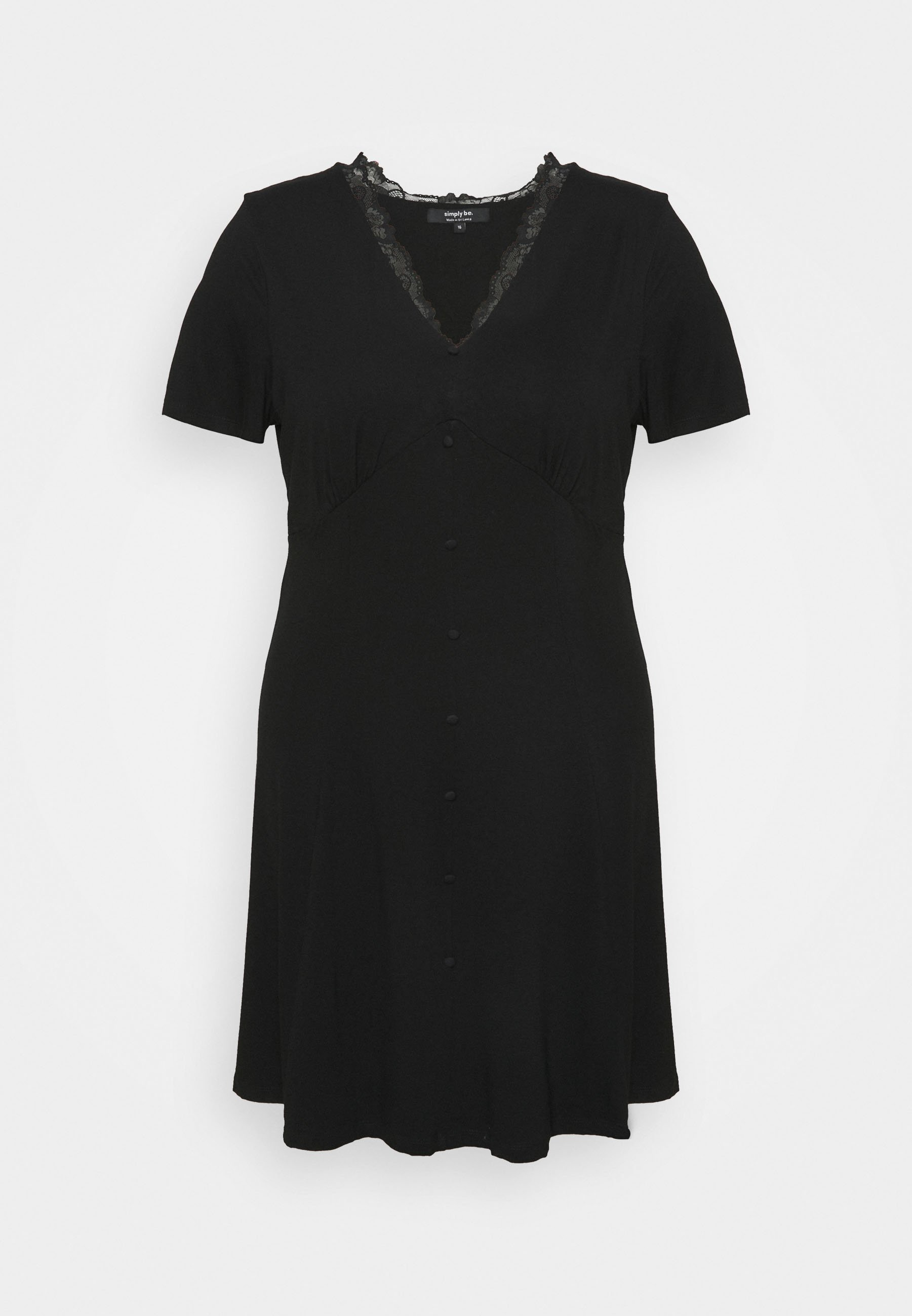 Mujer BUTTON THROUGH TEA DRESS - Vestido ligero