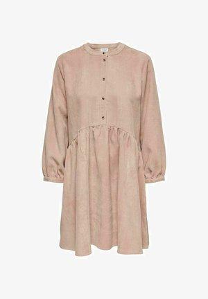 Denim dress - woodrose