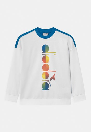 CREW CLUB UNISEX - Sweatshirt - optical white