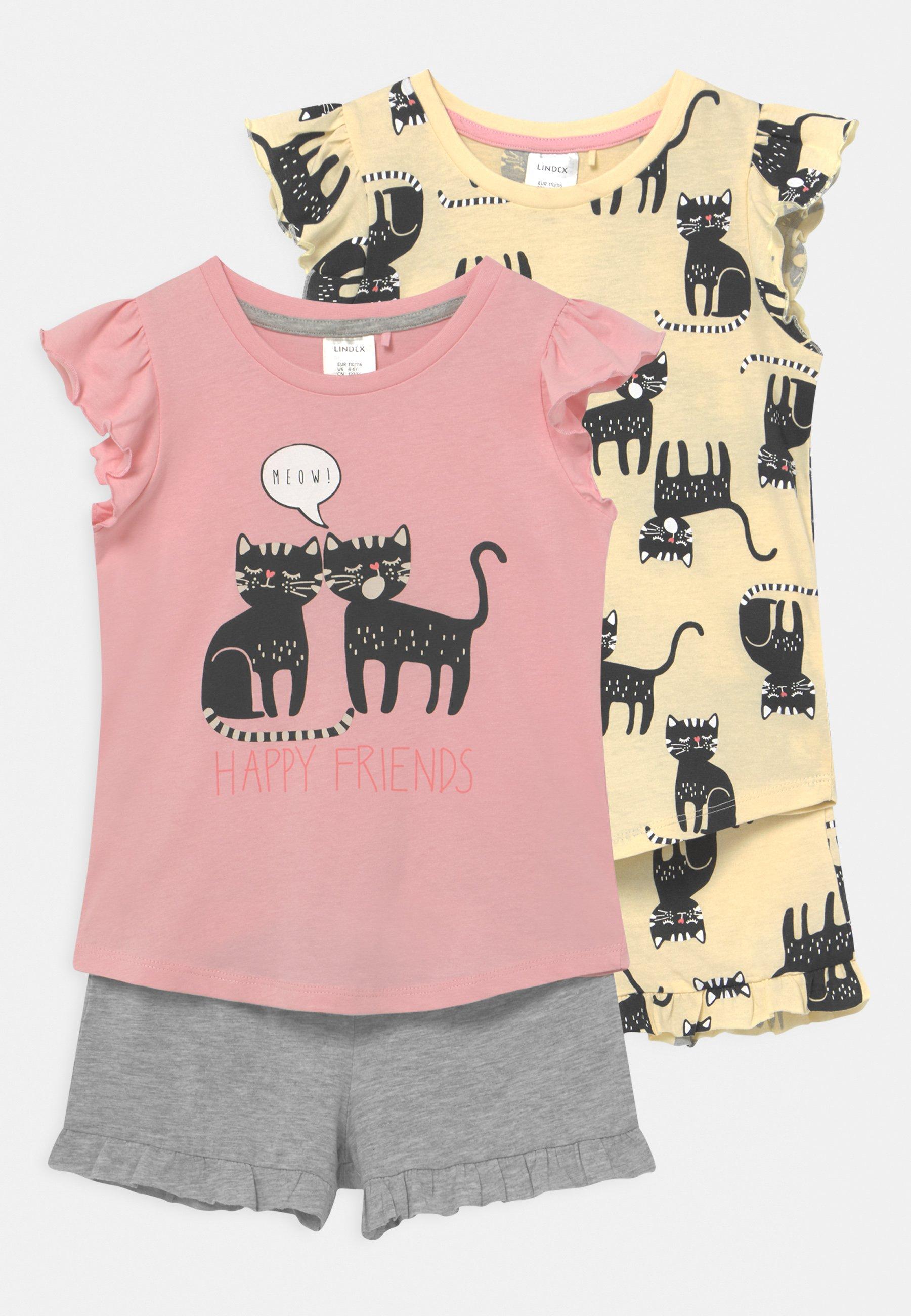 Niño MINI CATS 2 PACK - Pijama