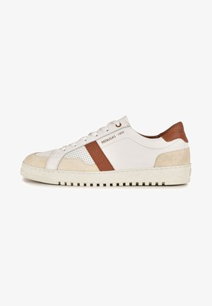 MARCEL H2G - Trainers - white/camel