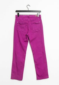 Bonita - Straight leg jeans - pink - 1