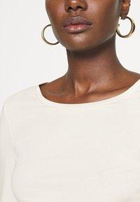 Zign - REDEZIGN - Maglietta a manica lunga - beige - 5