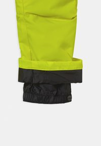 CMP - SALOPETTE UNISEX - Snow pants - yellow fluo - 4