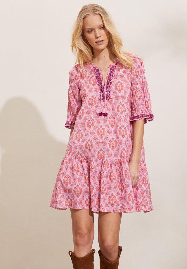 ISABELLE - Day dress - rose