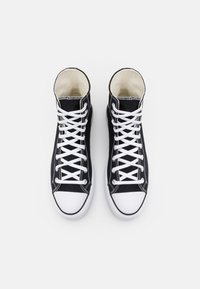 Converse - CHUCK TAYLOR ALL STAR LIFT XTRAHI - Baskets montantes - black/white/black