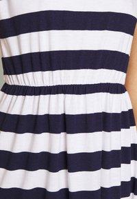 Anna Field - Vestido ligero - evening blue/white - 4