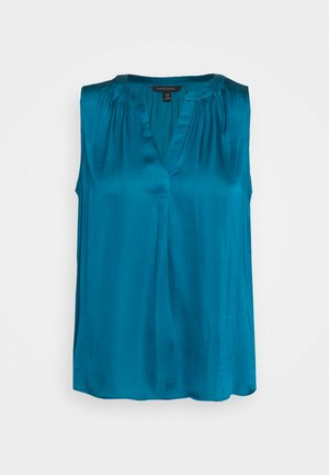SOFT SOLIDS - Blouse - underwater turq