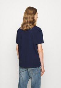 Polo Ralph Lauren - CLASSIC FIT JERSEY T-SHIRT - Basic T-shirt - newport navy - 4