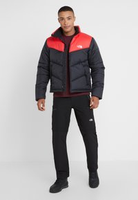 The North Face - JACKET - Winterjas - black/red - 1