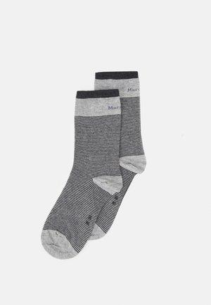 SOCKS 2 PACK - Ponožky - grey