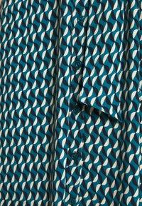 King Louie - ROSIE MIDI DRESS PAPILLON - Denní šaty - petrol - 5