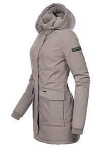 Navahoo - SCHNEEENGEL PRC - Winter coat - grey - 3