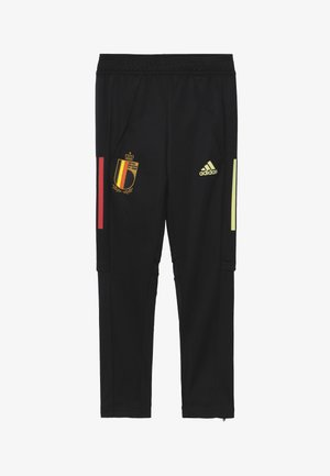 BELGIUM RBFA TRAINING PANT - National team wear - black