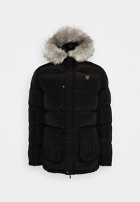 SIKSILK - STOP PUFF - Winter coat - black - 5