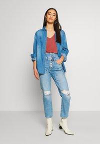 River Island - Slim fit jeans - light wash - 1
