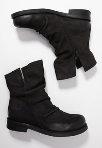 Felmini Wide Fit - SERPA - Classic ankle boots - pacific black - 3