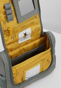 Lässig - MINI WASHBAG ADVENTURE KULTURBEUTEL - Handbag - olive - 5