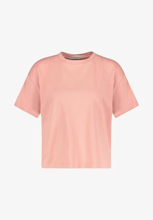 LUNIE  - Basic T-shirt - koralle