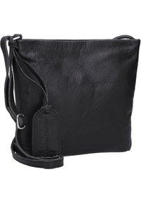 Cowboysbag - WALMER  - Across body bag - black - 2