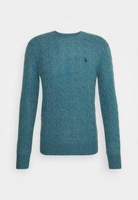 shetland blue heather