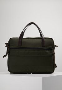 Filson - DRYDEN BRIEFCASE - Attachetasker - ottergreen - 2