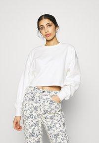 Gina Tricot - GIA  - Sweatshirt - offwhite - 0