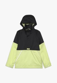 Helly Hansen - ACTIVE RAIN ANORAK - Waterproof jacket - ebony - 0