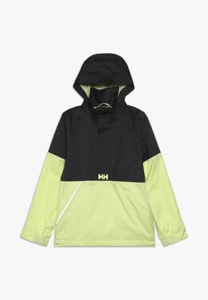 ACTIVE RAIN ANORAK - Waterproof jacket - ebony