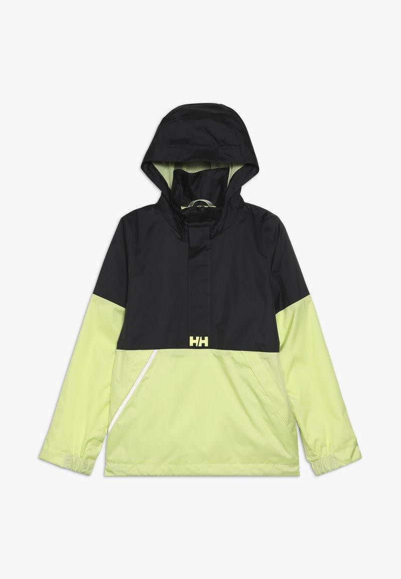 Helly Hansen - ACTIVE RAIN ANORAK - Waterproof jacket - ebony