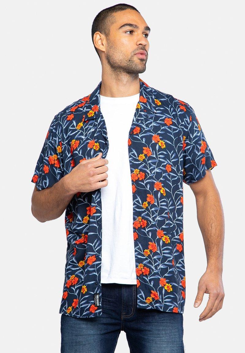 Threadbare - Shirt - blau