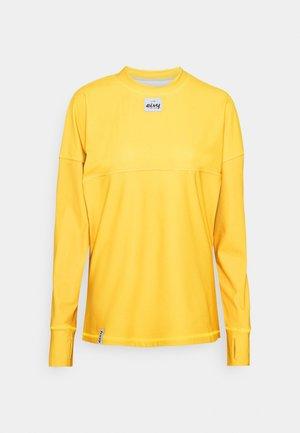 VENTURE  - Long sleeved top - mustard