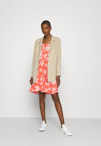 GAP - CAMI DRESS - Day dress - coral - 1