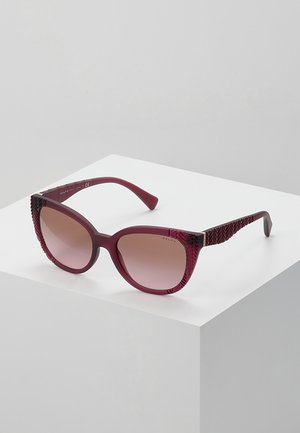 Sunglasses - matte pink