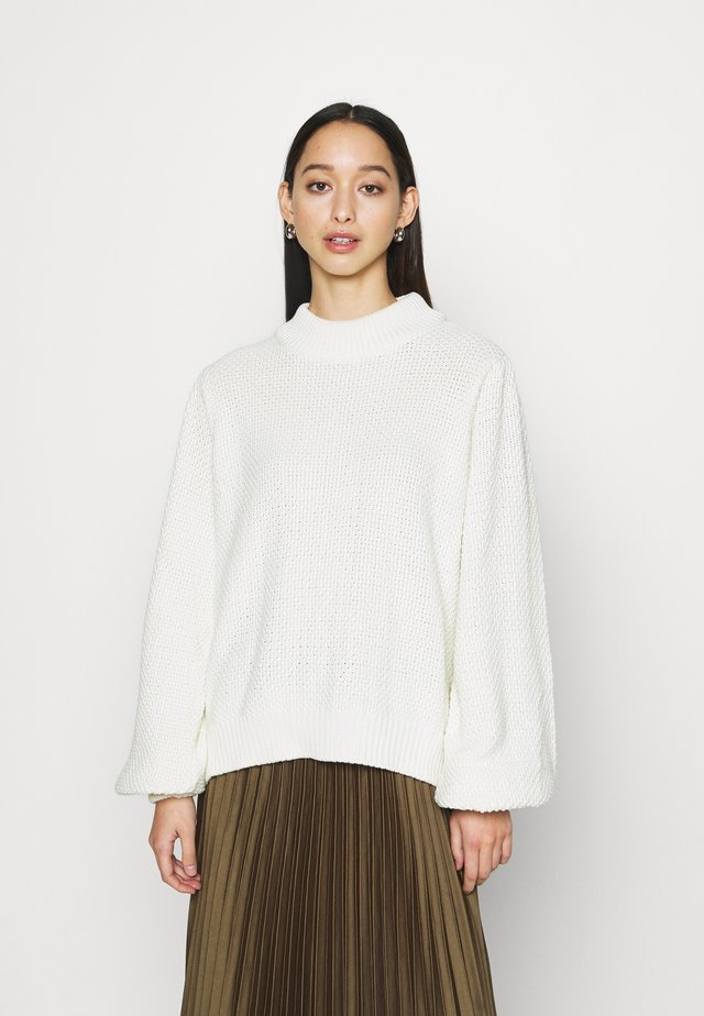 RUTBO - Pullover - off-white