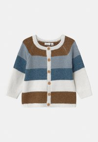 Name it - NBMTATOMAS  - Cardigan - coffee liqueúr - 0