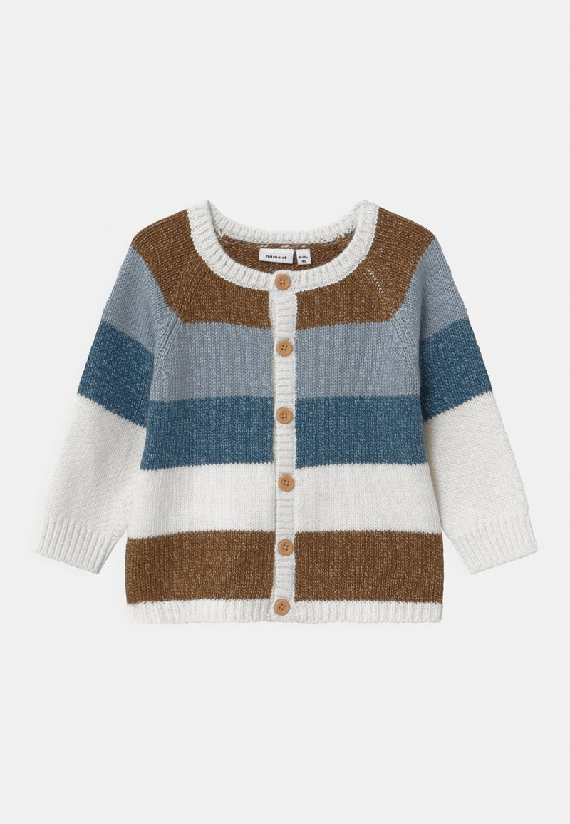Name it - NBMTATOMAS  - Cardigan - coffee liqueúr