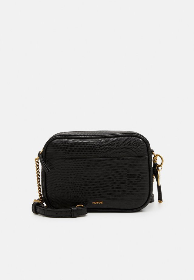 CROSSBODY BAG AKUA - Across body bag - black