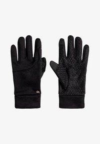 Quiksilver - TOONKA - Gloves - black - 0