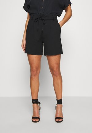 ONLPOPTRASH EASY SHORTS TALL - Shorts - black