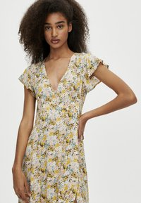 PULL&BEAR - Maxi dress - rose - 3