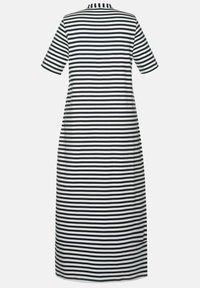 Ulla Popken - Maxi dress - marine - 2