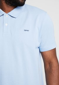 Esprit - BASIC PLUS BIG - Polo shirt - light blue - 5