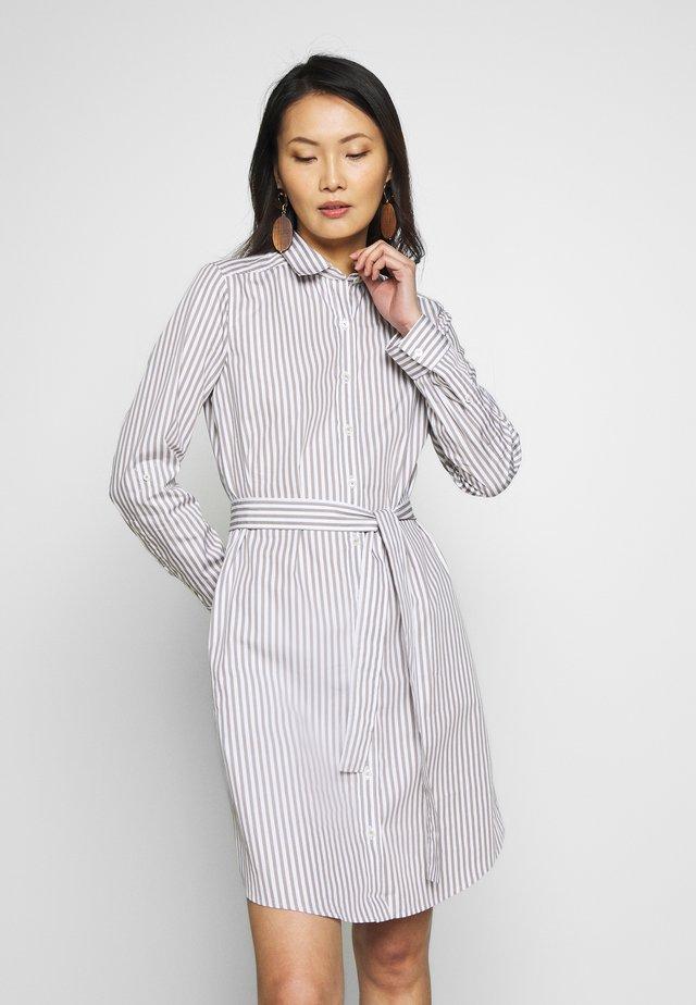 KEAS - Sukienka koszulowa - grau