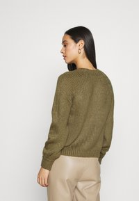 ONLY - ONLKATLA  - Jumper - covert green - 2