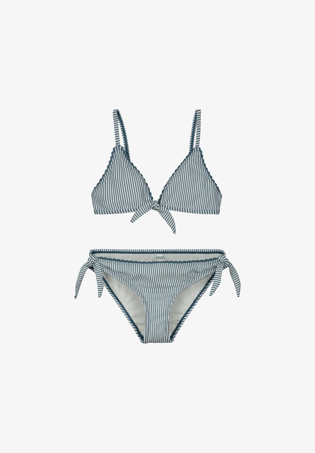 Bikini bottoms - patagonia blue