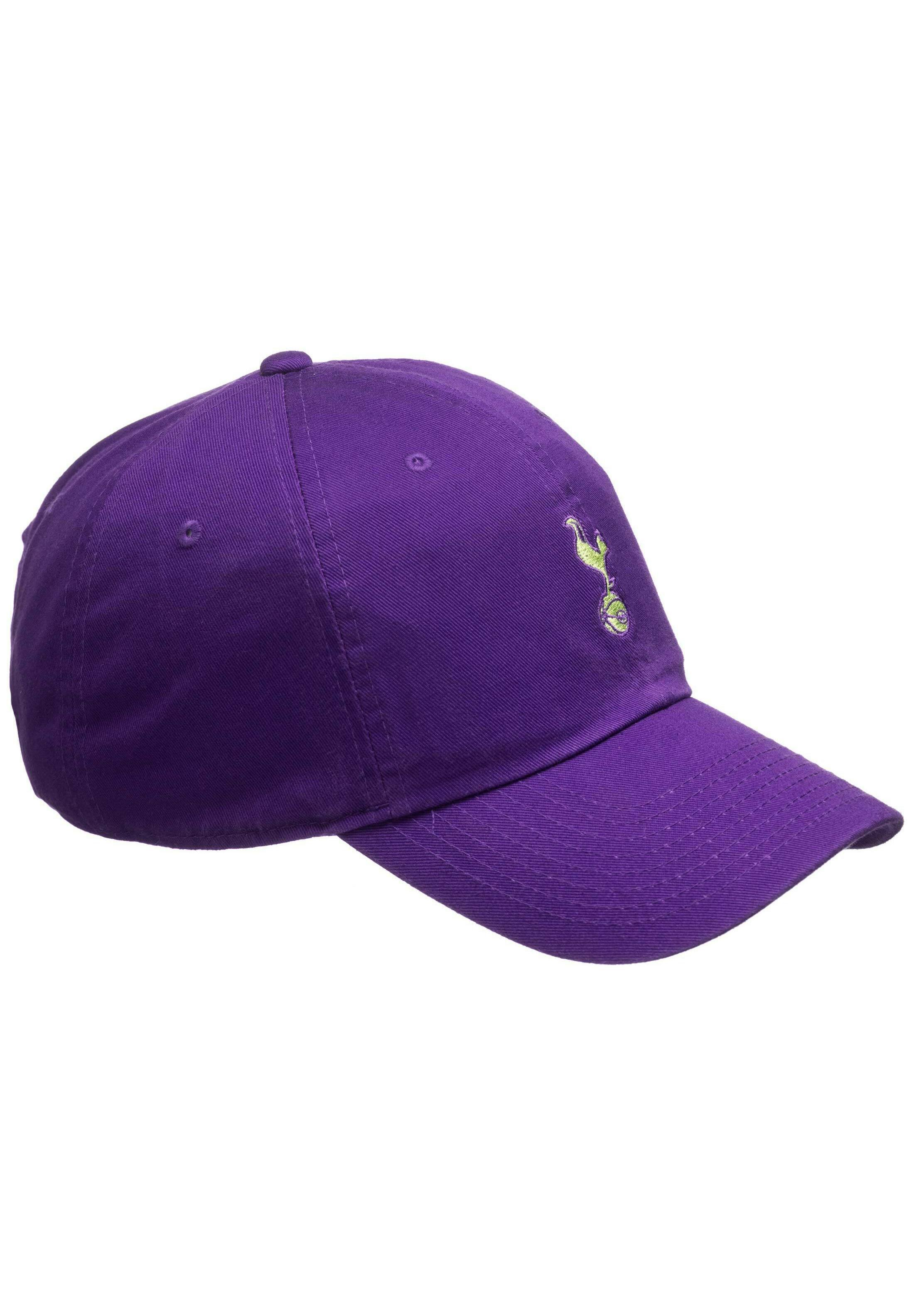 Femme Casquette -  purple