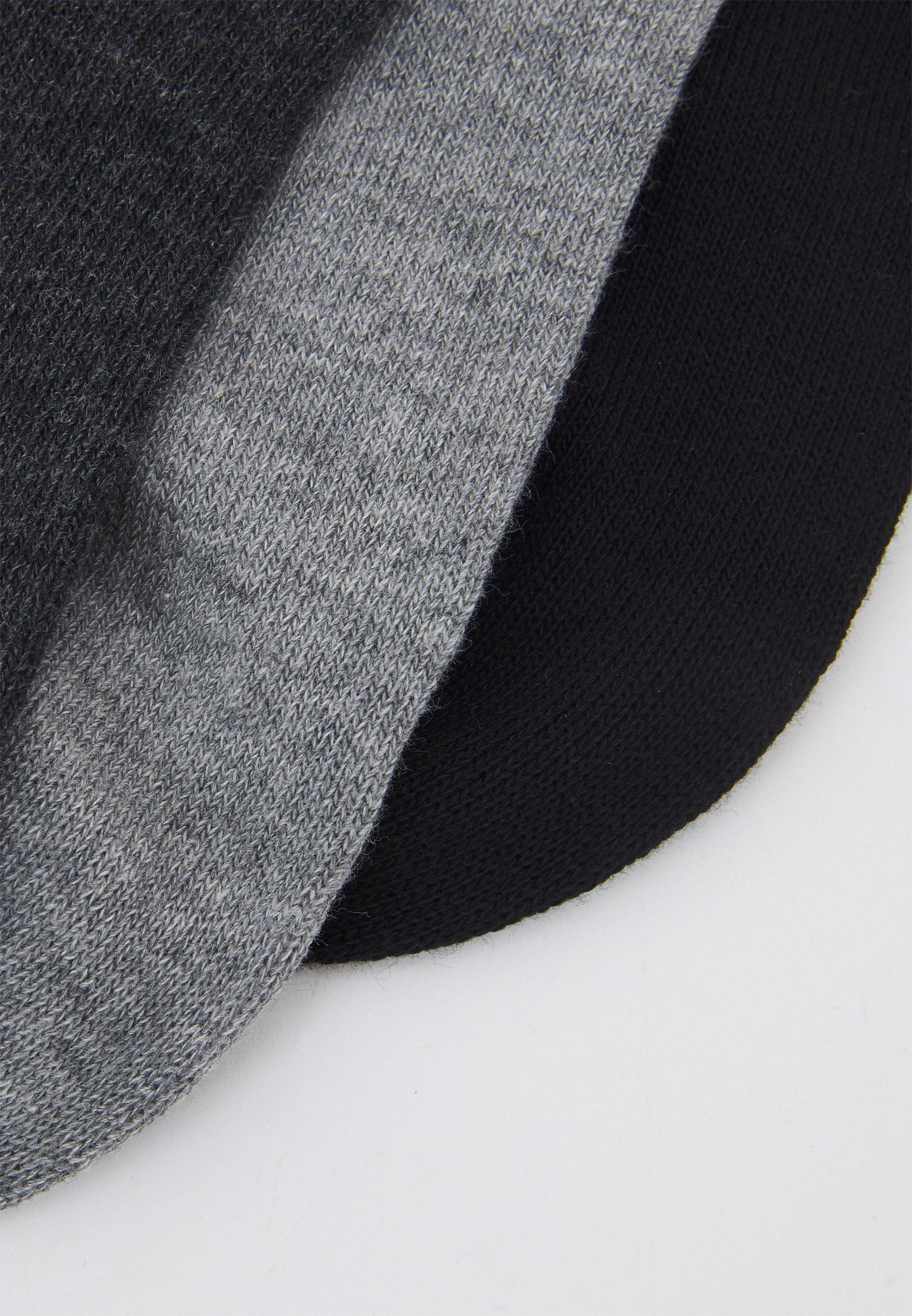 Femme WOMEN LINER LOGO 3 PACK - Chaussettes