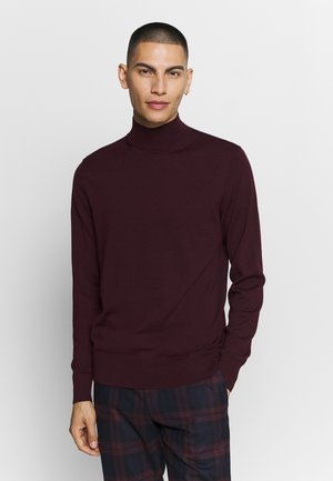 SUPERIOR MOCK - Maglione - purple